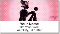 Click on Pixie Poodle Address Labels For More Details