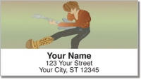 Click on Rock Star Address Labels For More Details