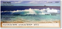 Click on Crashing Wave Personal Checks For More Details