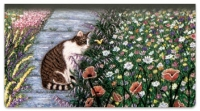 Click on World of Cats 1 Checkbook Cover For More Details