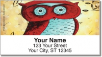 Click on Peekaboo Address Labels For More Details