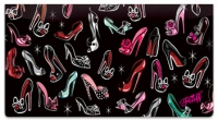 Click on Pinup Shoes Checkbook Cover For More Details