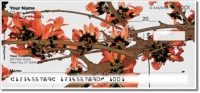 Click on Rustic Flower Personal Checks For More Details