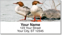 Click on Duck Address Labels For More Details