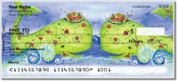 Click on LaBrecque Whale Personal Checks For More Details