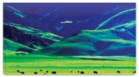 Click on Bulone Landscape Checkbook Cover For More Details