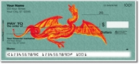 Click on Ancient Dragon Personal Checks For More Details