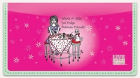 Click on Dessert Lover Checkbook Cover For More Details
