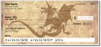 Click on Chinese Dragon Personal Checks For More Details