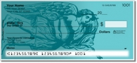 Click on Classic Angel Personal Checks For More Details
