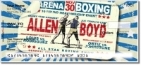 Click on Vintage Boxing Personal Checks For More Details