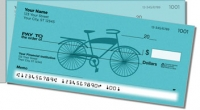 Click on Classic Bicycle Side Tear Personal Checks For More Details