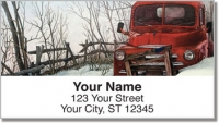 Click on Abandoned Vehicle Address Labels For More Details