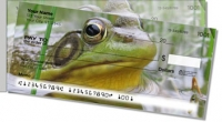 Click on Frog Side Tear Personal Checks For More Details