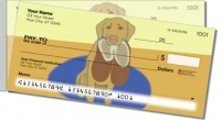Click on Labrador Side Tear Personal Checks For More Details