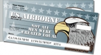Click on U.S. Airborne Side Tear Personal Checks For More Details
