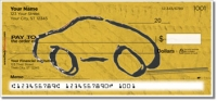 Click on Car Sketch Personal Checks For More Details
