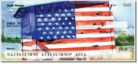 Click on Americana Painting Personal Checks For More Details