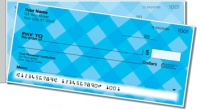 Click on Blue Plaid Side Tear Personal Checks For More Details