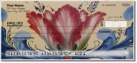 Click on Rosemaling 2 Personal Checks For More Details