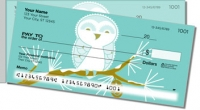 Click on Snow Owl Side Tear Personal Checks For More Details