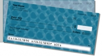 Click on Blue Bubble Pattern Side Tear Personal Checks For More Details