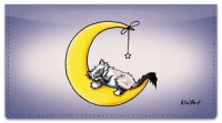 Click on Cat Series 1 Checkbook Cover For More Details