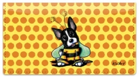 Click on Bee Series Checkbook Cover For More Details