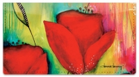 Click on Canvas Painting Checkbook Cover For More Details