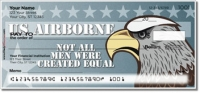 Click on U.S. Airborne Personal Checks For More Details