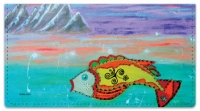 Click on Universe Within Us Checkbook Cover For More Details
