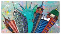 Click on We Built This City Checkbook Cover For More Details