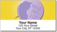 Click on Cat Pride Address Labels For More Details
