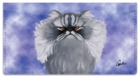 Click on Persian Cat Checkbook Cover For More Details