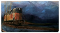 Click on Railroads West Checkbook Cover For More Details