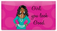 Click on Working Girl Sisters Checkbook Cover For More Details