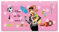 Click on Mom on the Move Checkbook Cover For More Details