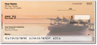 Click on Aviation Art Personal Checks For More Details