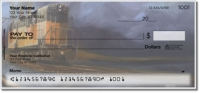 Click on Railroads West Personal Checks For More Details