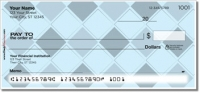 Click on Almost Argyle Personal Checks For More Details