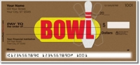 Click on Bowling Alley Personal Checks For More Details