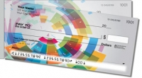 Click on Color Wheel Side Tear Personal Checks For More Details