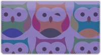 Click on Winking Owl Checkbook Cover For More Details