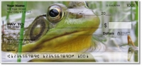 Click on Frog Personal Checks For More Details