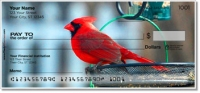 Click on Backyard Bird Personal Checks For More Details