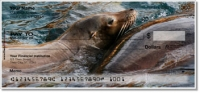 Click on Sea Lion Personal Checks For More Details