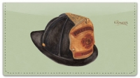 Click on Fire Helmet Checkbook Cover For More Details