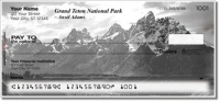 Click on Ansel Adams Personal Checks For More Details