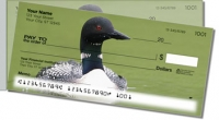 Click on Common Loon Side Tear Personal Checks For More Details