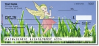 Click on Pretty Pixie Personal Checks For More Details